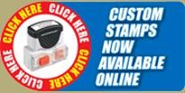 Click to order custom rubberstamps & signs